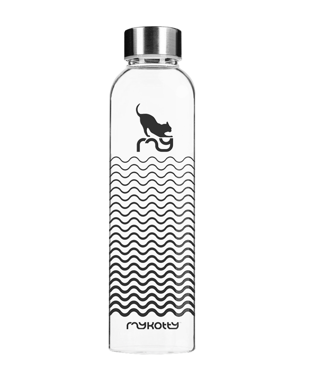 DRINK IT MEOW – Trinkflasche